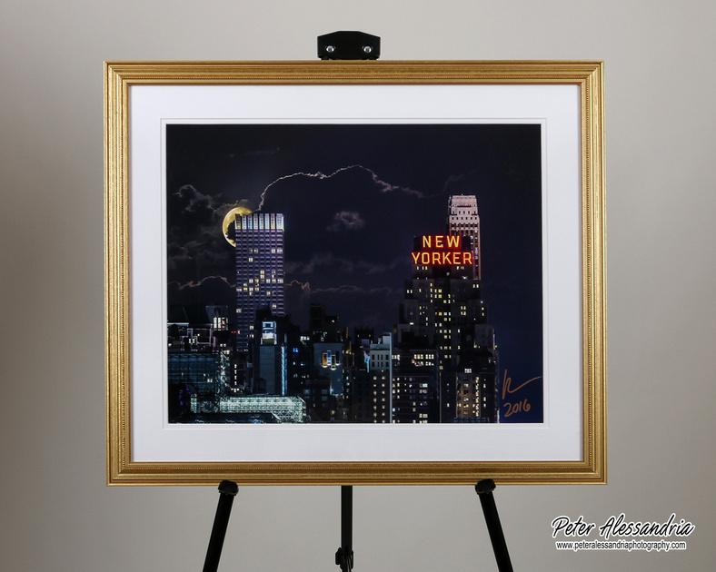 New Yorker Hotel Moon