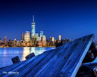 World Trade Center Twisted Pier