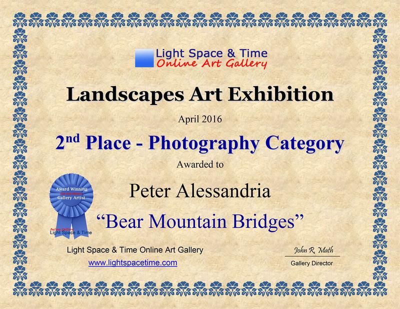 Landscapes 2016 Awards
