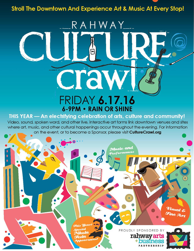 Rahway Culture Crawl