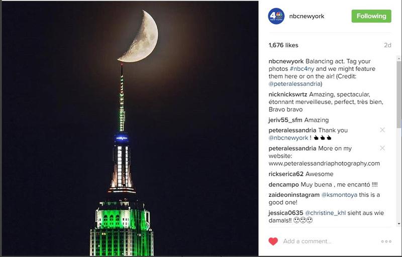 Instagram NBCNEWYORK