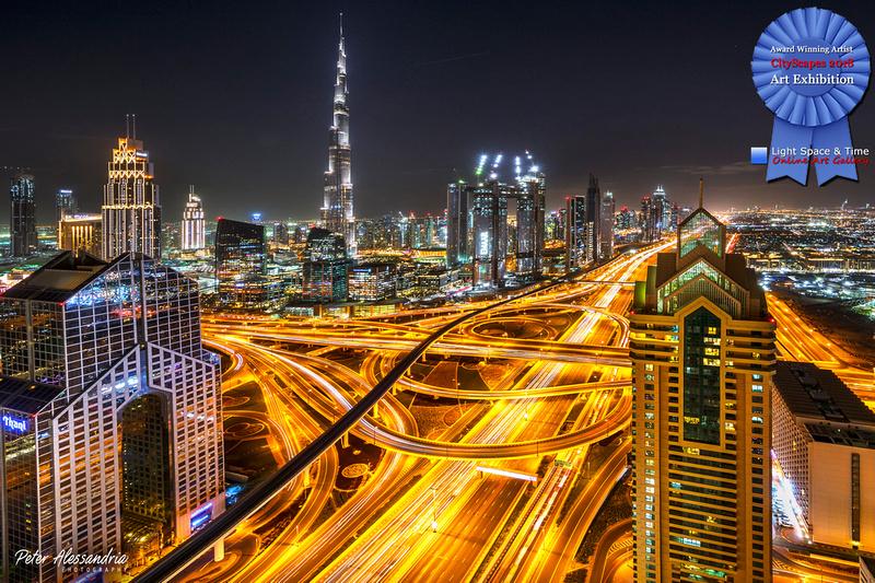 Dubai 2-Ribbon