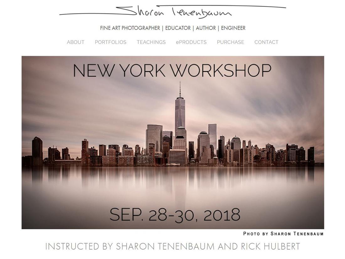 Sharon Tenenbaum Wkshp