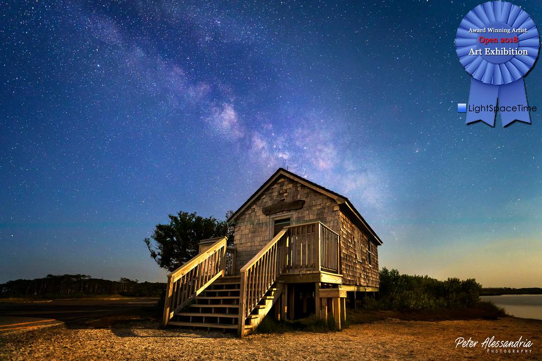 Assateague Milky Way