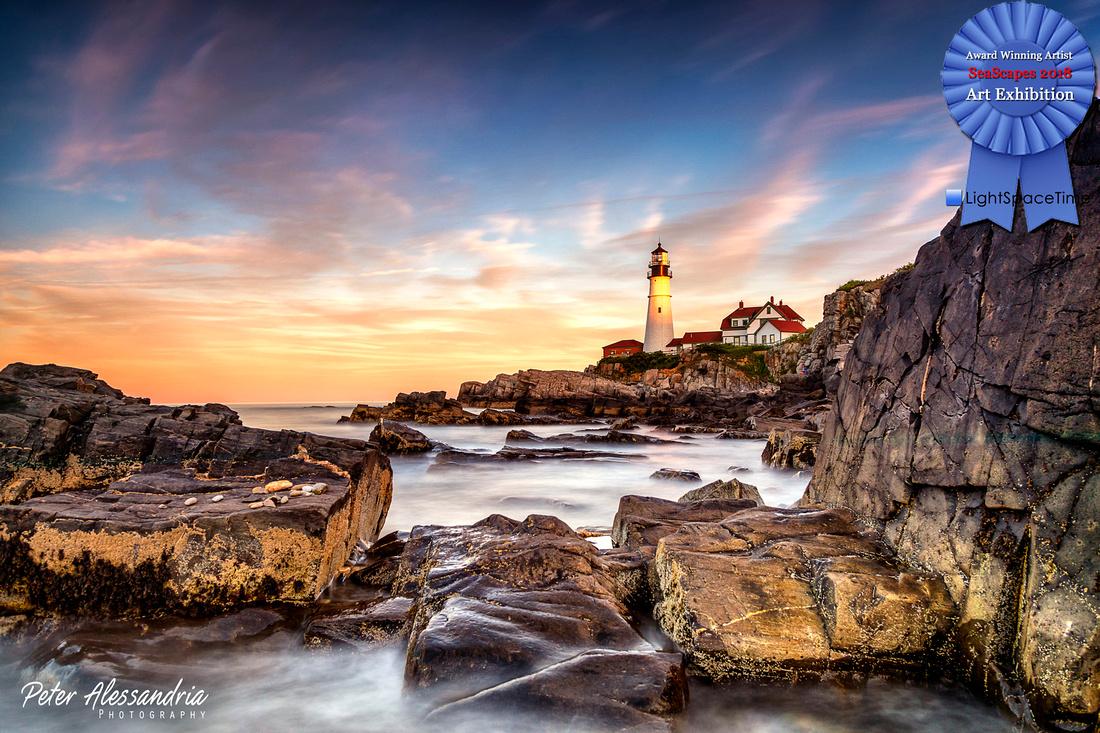 Maine Portland Head Lighthouse
