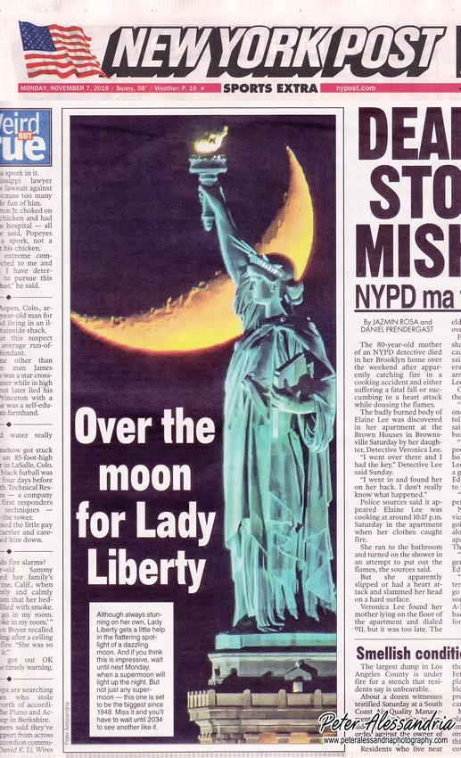 NY Post 11-7-16