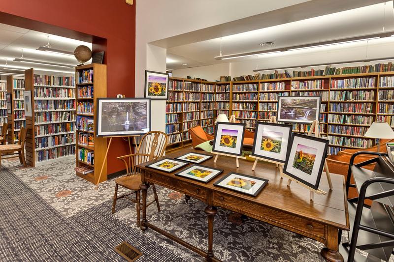 Oceanic Library Rumson NJ