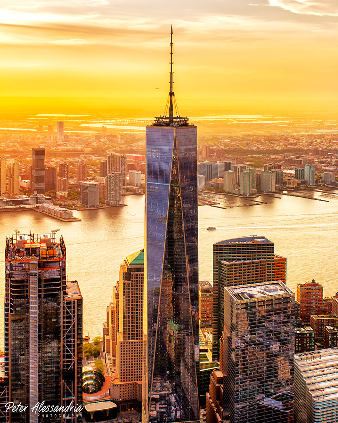 New York Aerial Helicopter Photography