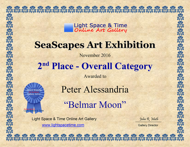 2nd Place - Certificate