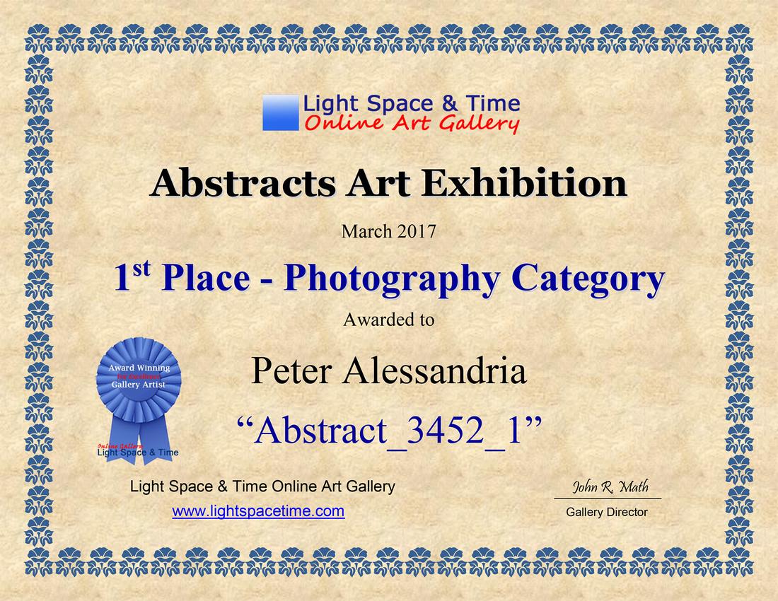 PHOTO - 1st Place