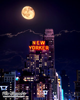 New Yorker Hotel Moon