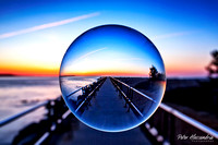 Lighthouse Crystal Ball