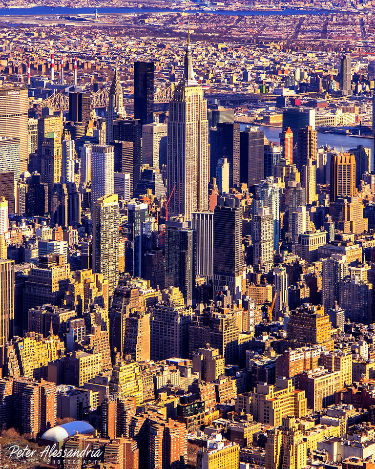 Helicopter New York City Aerials