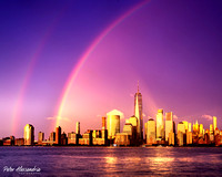 Double Rainbow New York City